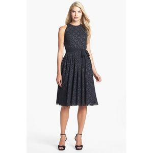 Isaac Mizrahi NewYork Fit & Flare Sleeveless Dress